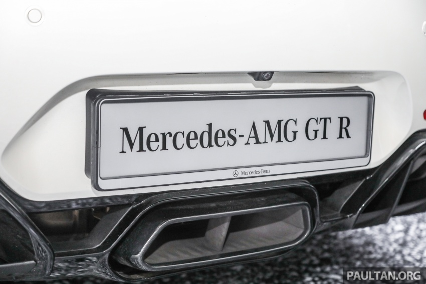 2017 C190 Mercedes-AMG GT R officially launched in Malaysia – priced from RM1.7 million Image #731581