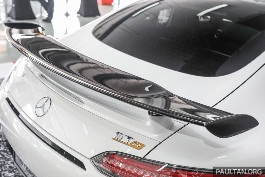 2017 C190 Mercedes-AMG GT R officially launched in Malaysia – priced from RM1.7 million Image #731582