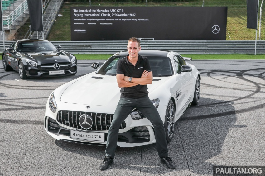 2017 C190 Mercedes-AMG GT R officially launched in Malaysia – priced from RM1.7 million Image #731550