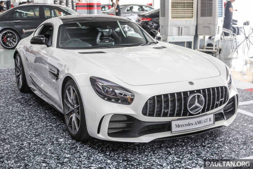 2017 C190 Mercedes-AMG GT R officially launched in Malaysia – priced from RM1.7 million Image #731551