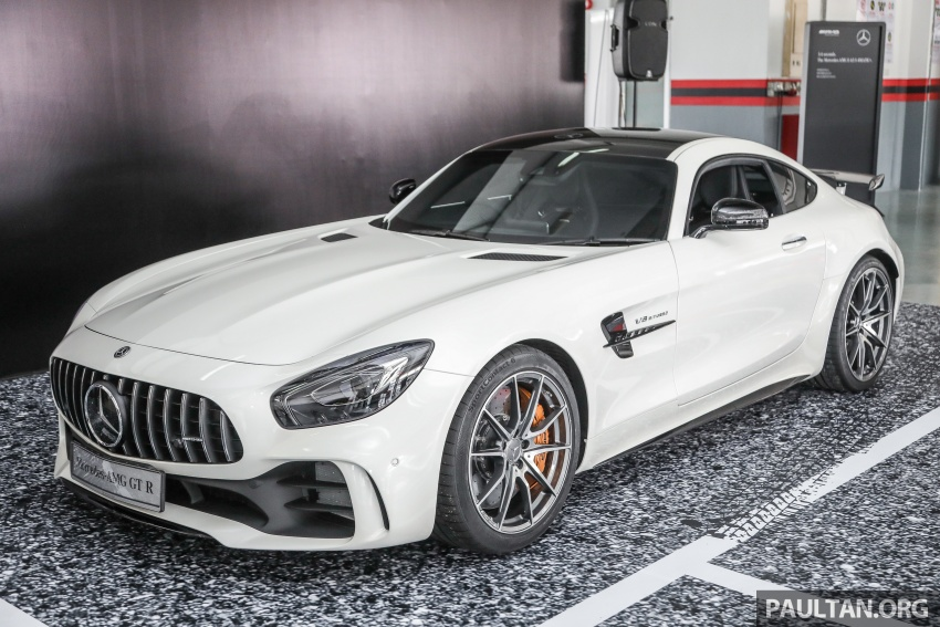 2017 C190 Mercedes-AMG GT R officially launched in Malaysia – priced from RM1.7 million Image #731552