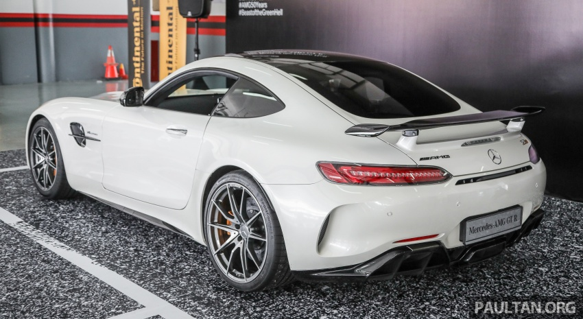 2017 C190 Mercedes-AMG GT R officially launched in Malaysia – priced from RM1.7 million Image #731554