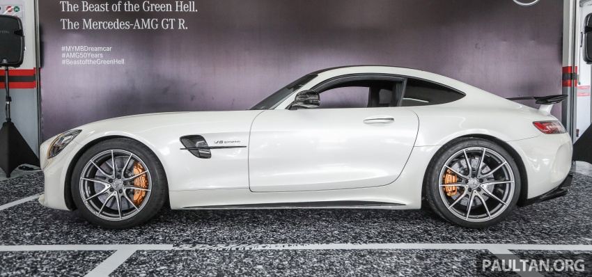 2017 C190 Mercedes-AMG GT R officially launched in Malaysia – priced from RM1.7 million Image #731555