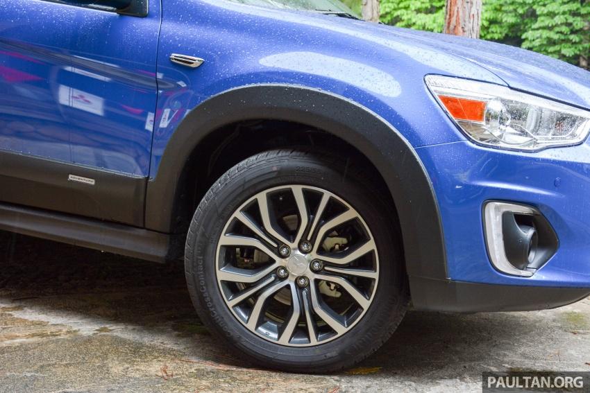Mitsubishi ASX Adventure – 2WD, 60 units, RM124k Image #731748