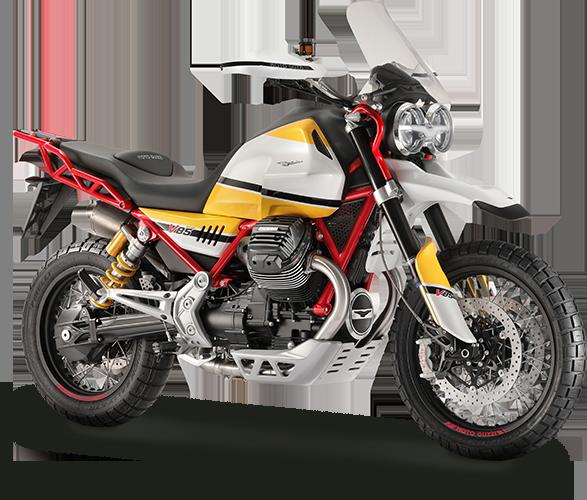 moto guzzi v85 bawa gaya enduro klasik enjin 850 cc. Black Bedroom Furniture Sets. Home Design Ideas