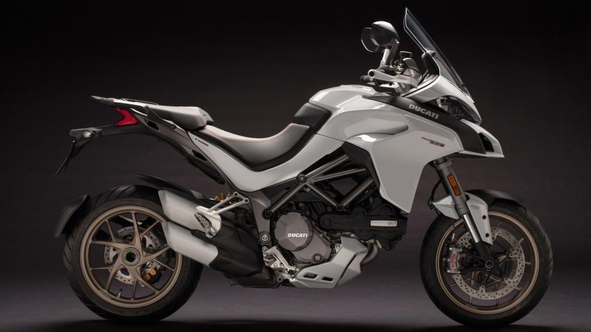 Ducati Multistrada 1260 – enjin berkapasiti lebih besar, empat variasi ditawarkan termasuk edisi Pikes Peak Image #734071