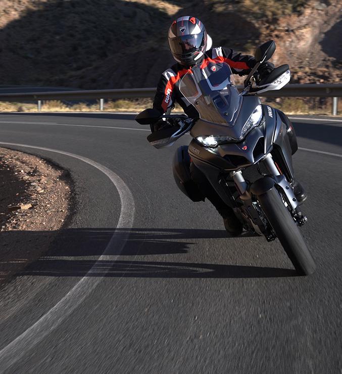 Ducati Multistrada 1260 – enjin berkapasiti lebih besar, empat variasi ditawarkan termasuk edisi Pikes Peak Image #734078