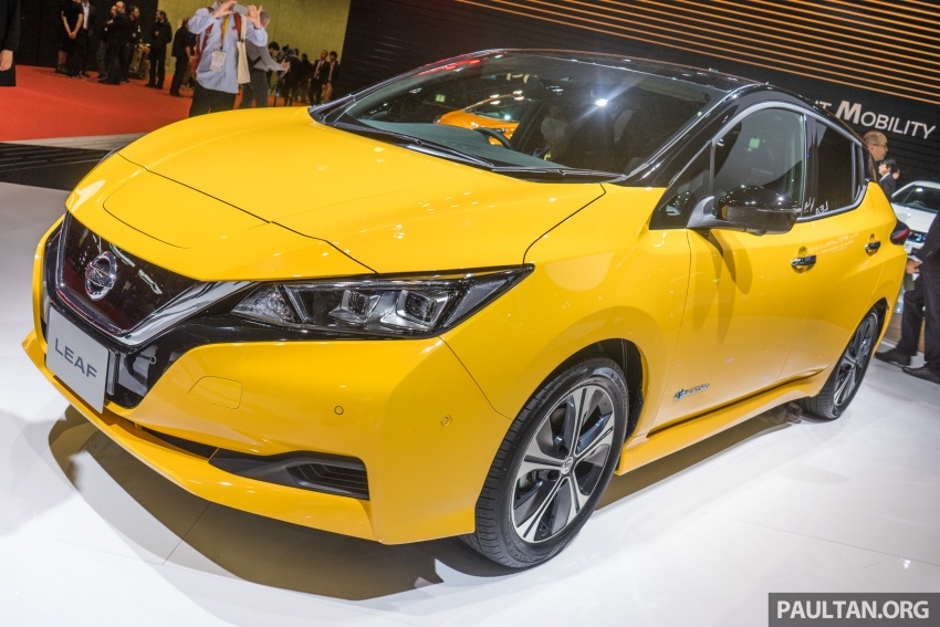 Tokyo 2017: Nissan Leaf bound for Malaysia next year Image #732312