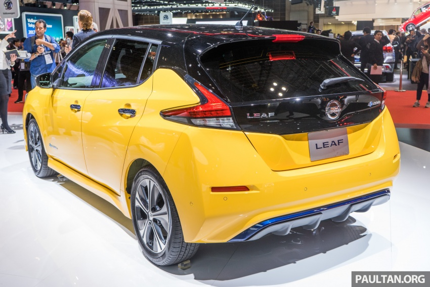 Tokyo 2017: Nissan Leaf bound for Malaysia next year Image #732313