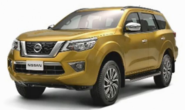 It Was Previously Reported That Nissan Is Developing A New Suv Based On The Np300 Navara Pick Up Truck Rumoured To Be Called Xterra Or Paladin