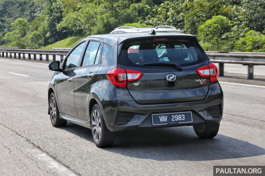 PANDU UJI: Perodua Myvi 2018 – adakah ia mampu untuk melangkaui jangkaan dan populariti Myvi lama? Image #740489