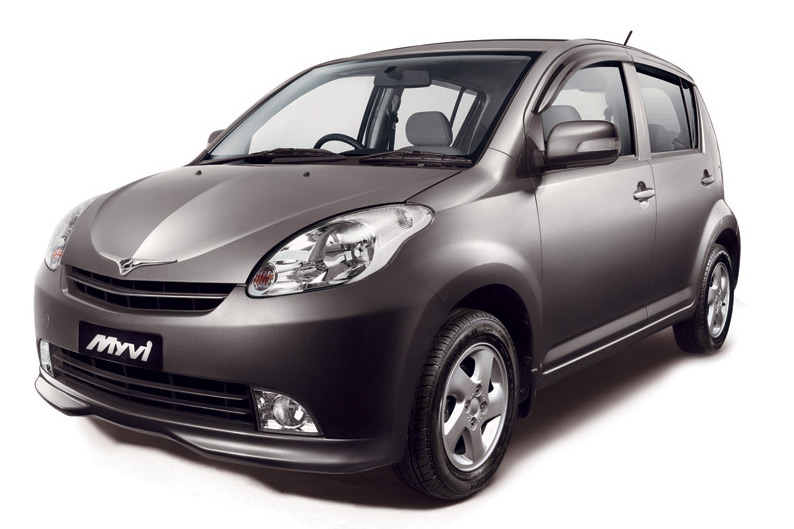 Perodua Myvi – through the years, from 2005 to 2017 Image #739225
