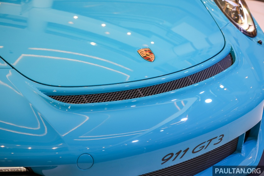 Porsche 911 GT3 launched in Malaysia – from RM1.7m Image #731300