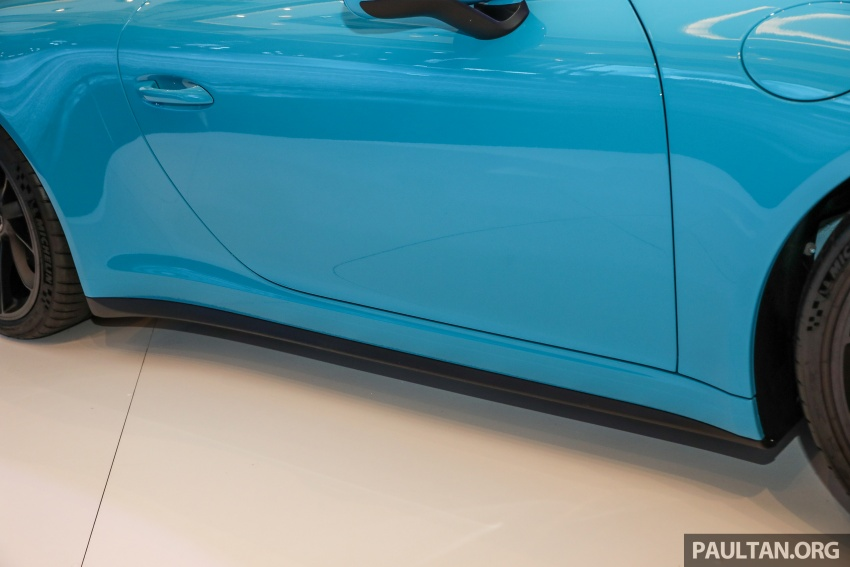 Porsche 911 GT3 launched in Malaysia – from RM1.7m Image #731305