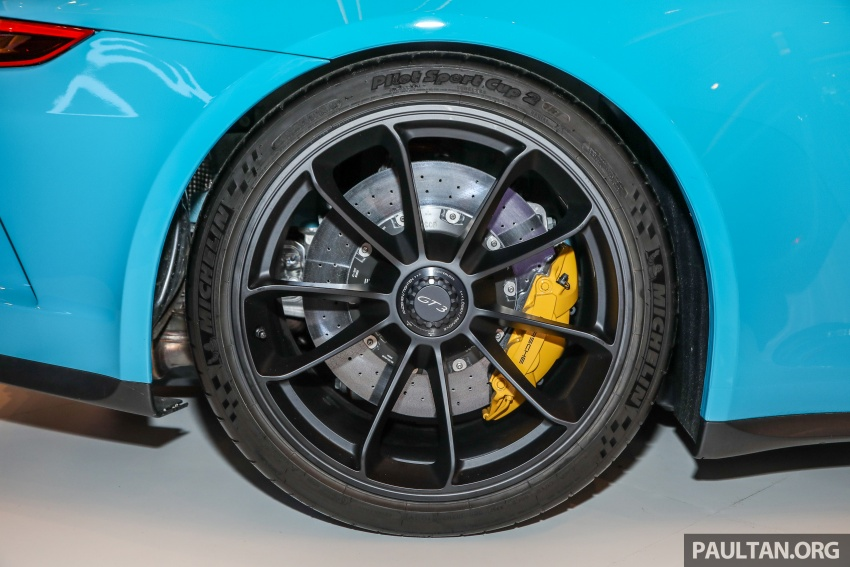 Porsche 911 GT3 launched in Malaysia – from RM1.7m Image #731307