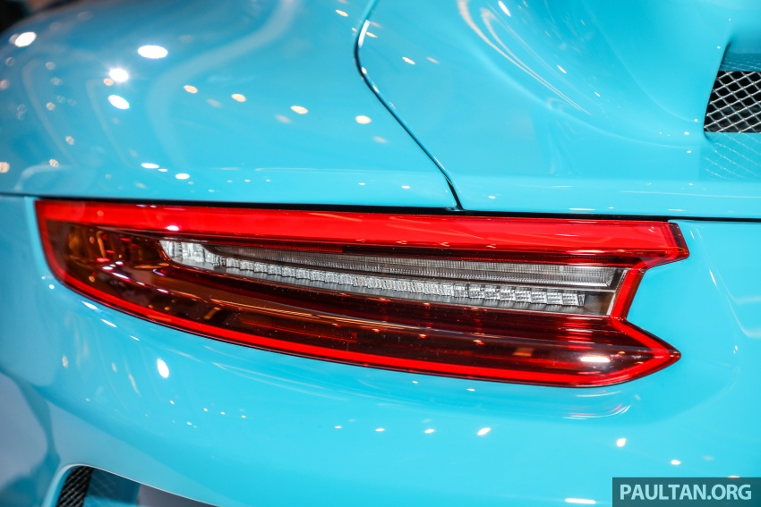 Porsche 911 GT3 launched in Malaysia – from RM1.7m Image #731309