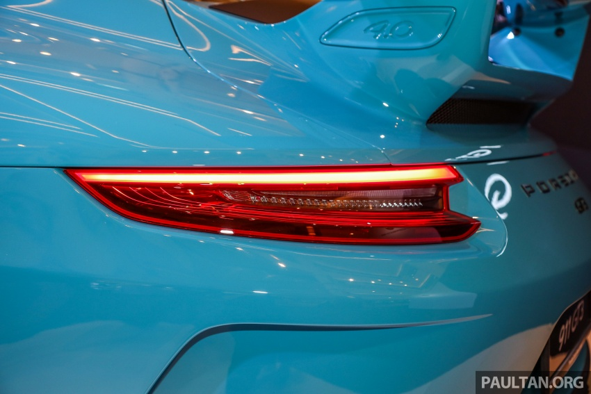 Porsche 911 GT3 launched in Malaysia – from RM1.7m Image #731310