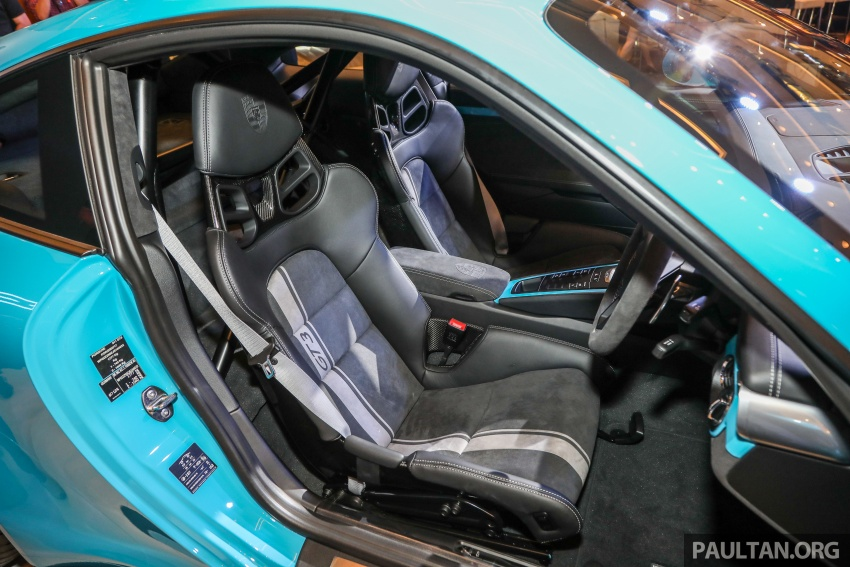 Porsche 911 GT3 launched in Malaysia – from RM1.7m Image #731337
