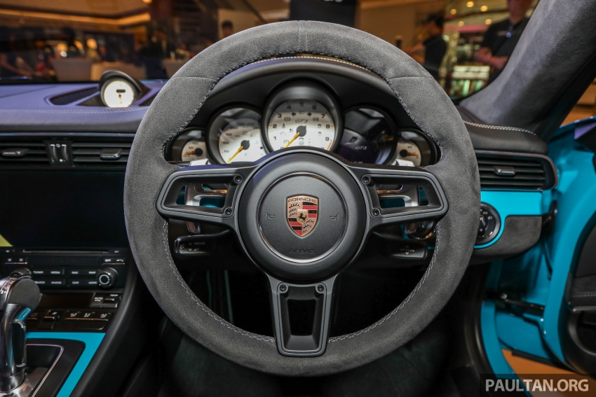 Porsche 911 GT3 launched in Malaysia – from RM1.7m Image #731320