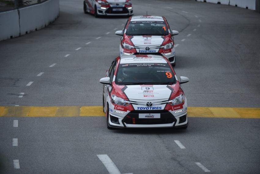 Toyota Gazoo Racing festival – thrills, spills at MAEPS Image #744219