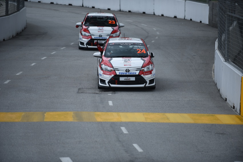 Toyota Gazoo Racing festival – thrills, spills at MAEPS Image #744221