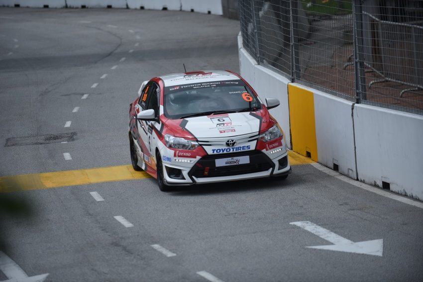 Toyota Gazoo Racing festival – thrills, spills at MAEPS Image #744222