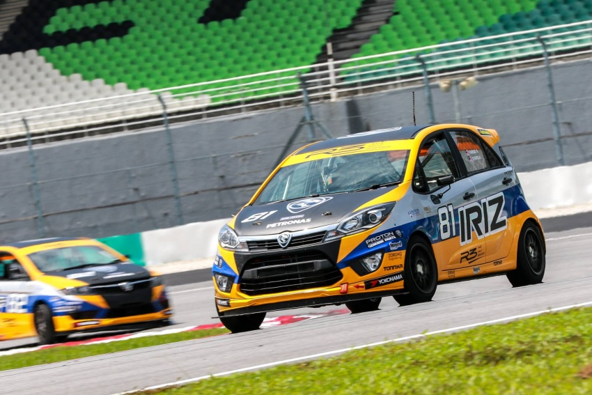 Proton R3 is overall champion at S1k Endurance Race Image #736739