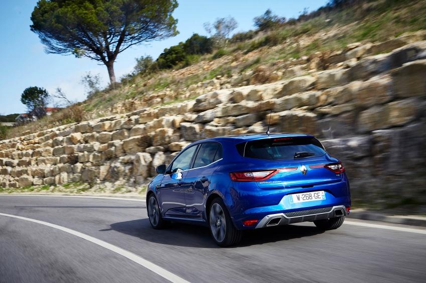 Renault Megane GT – 1.6L turbo, 205 PS hot hatch Image #735755