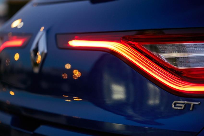 Renault Megane GT – 1.6L turbo, 205 PS hot hatch Image #735760