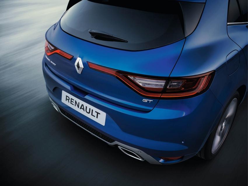 Renault Megane GT – 1.6L turbo, 205 PS hot hatch Image #735764