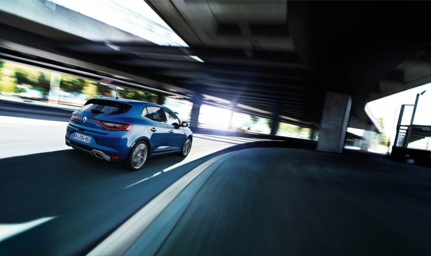 Renault Megane GT – 1.6L turbo, 205 PS hot hatch Image #735741