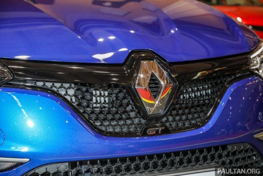 Renault Megane GT dipertontonkan di Malaysia Image #736075