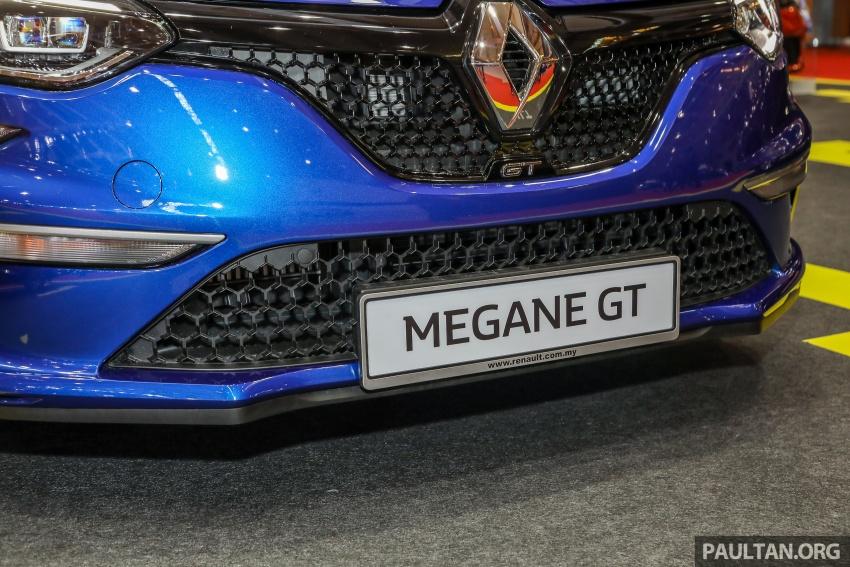 Renault Megane GT dipertontonkan di Malaysia Image #736076