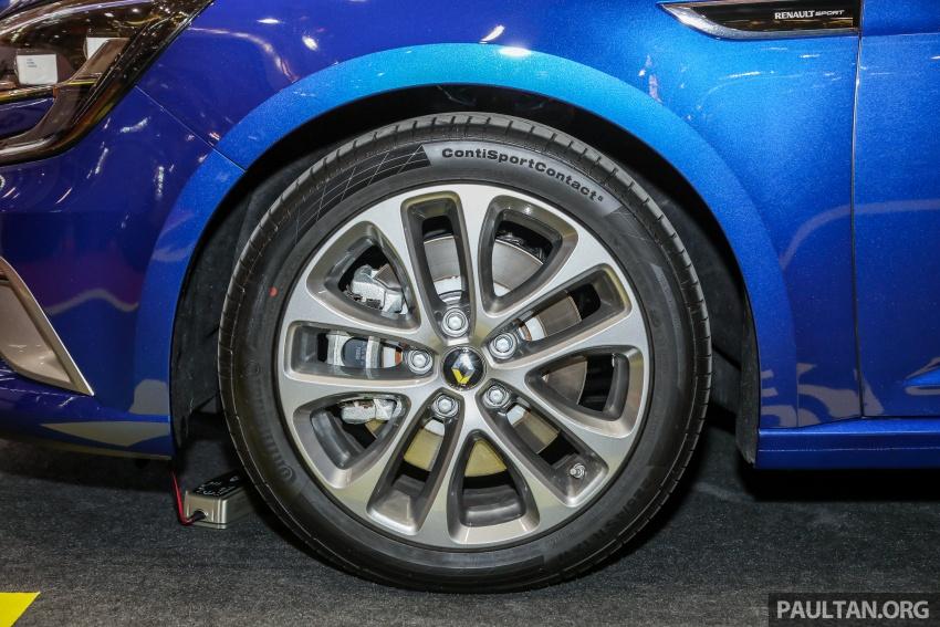 Renault Megane GT – 1.6L turbo, 205 PS hot hatch Image #736176