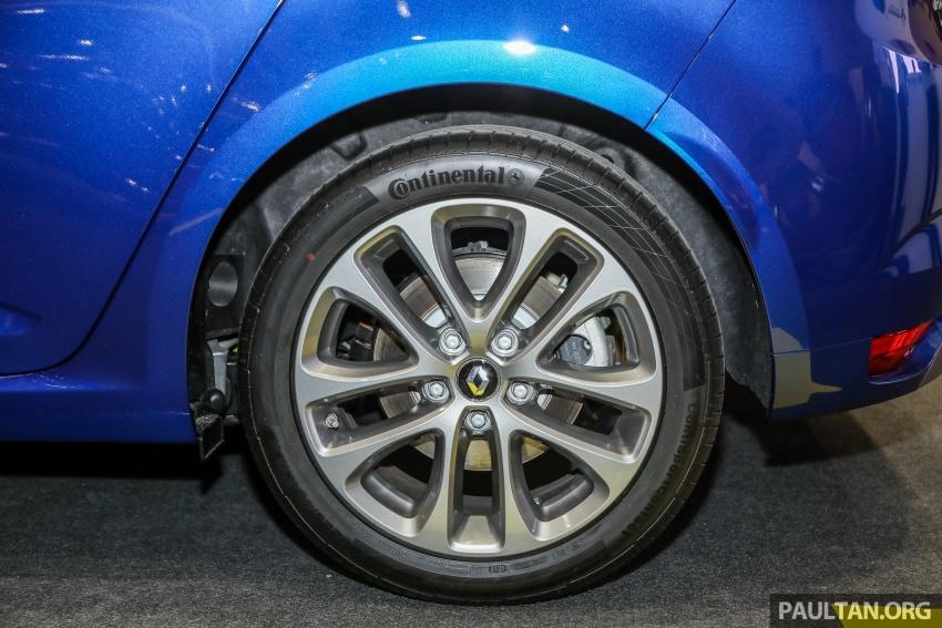 Renault Megane GT – 1.6L turbo, 205 PS hot hatch Image #736177