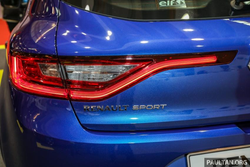 Renault Megane GT dipertontonkan di Malaysia Image #736086