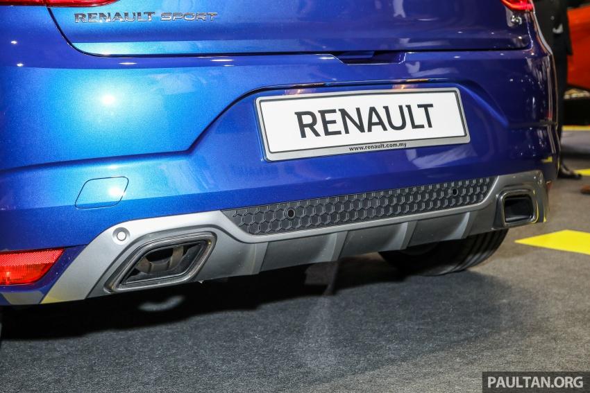 Renault Megane GT dipertontonkan di Malaysia Image #736090