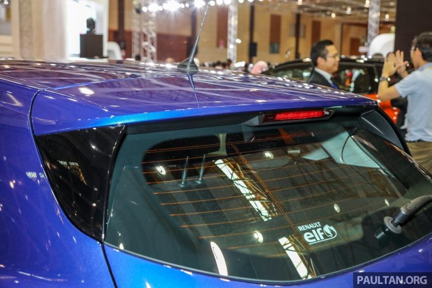 Renault Megane GT dipertontonkan di Malaysia Image #736091