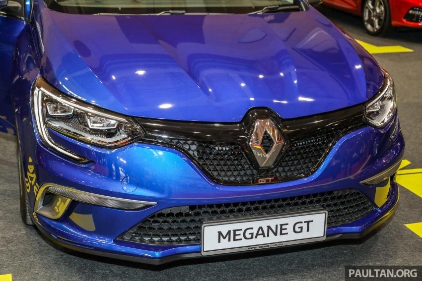 Renault Megane GT dipertontonkan di Malaysia Image #736071