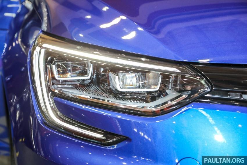 Renault Megane GT dipertontonkan di Malaysia Image #736072