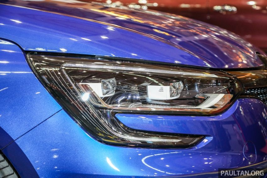 Renault Megane GT dipertontonkan di Malaysia Image #736073