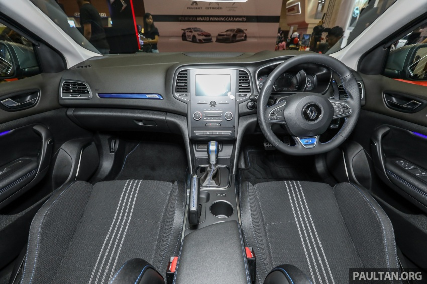 Renault Megane GT dipertontonkan di Malaysia Image #736095