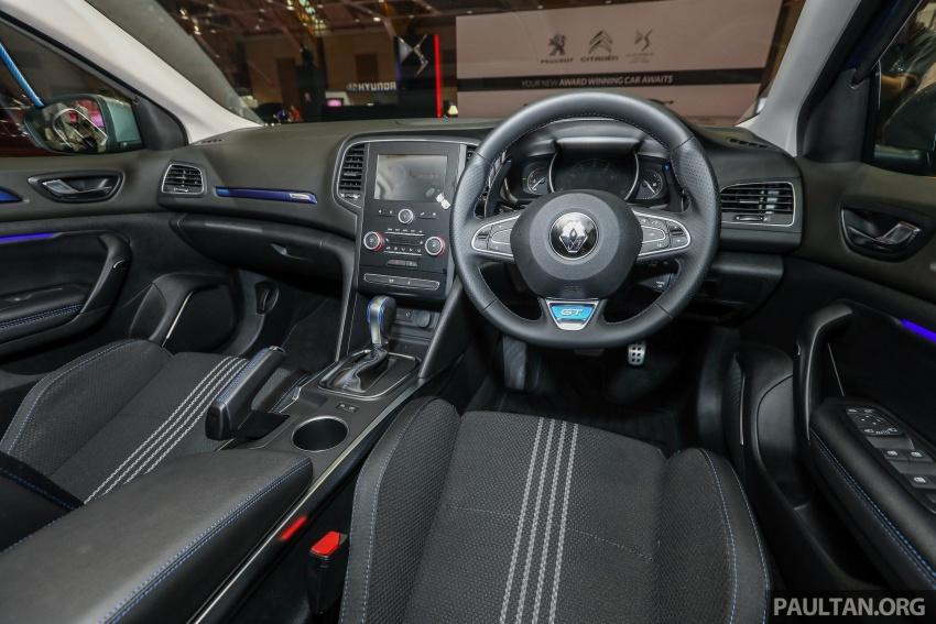 Renault Megane GT dipertontonkan di Malaysia Image #736113