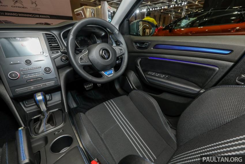 Renault Megane GT dipertontonkan di Malaysia Image #736114