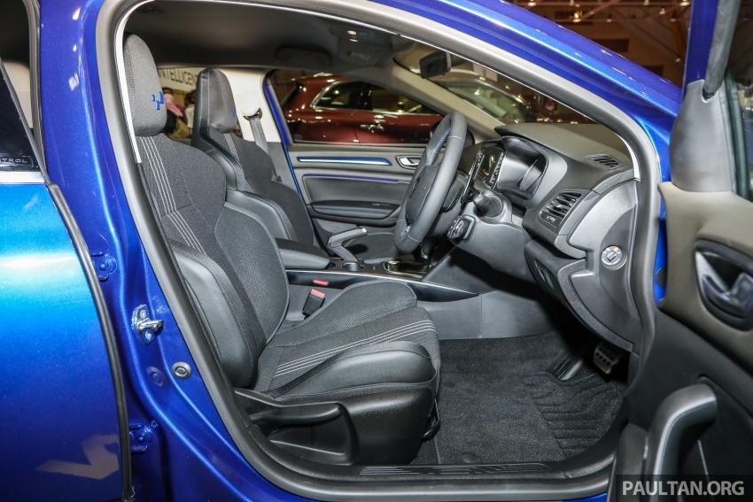 Renault Megane GT – 1.6L turbo, 205 PS hot hatch Image #736211