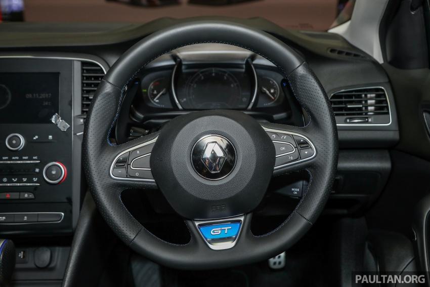 Renault Megane GT – 1.6L turbo, 205 PS hot hatch Image #736191
