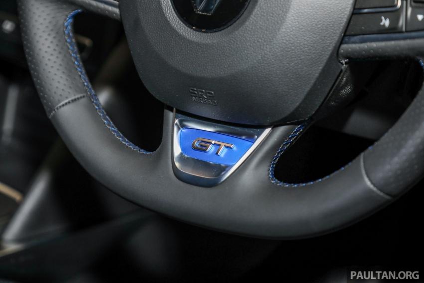 Renault Megane GT dipertontonkan di Malaysia Image #736098