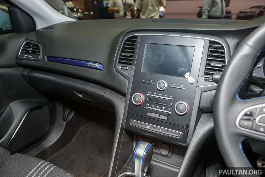 Renault Megane GT dipertontonkan di Malaysia Image #736102