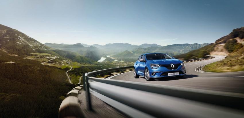 Renault Megane GT – 1.6L turbo, 205 PS hot hatch Image #735743