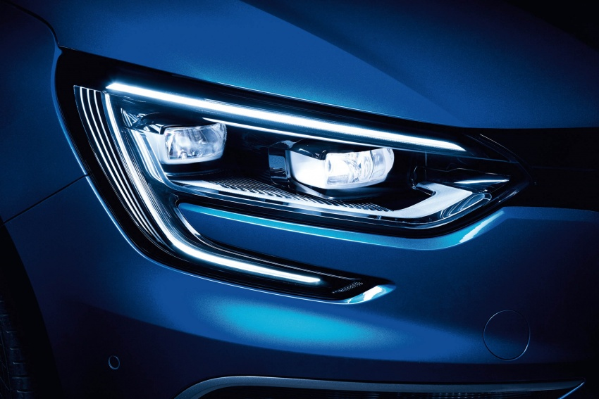 Renault Megane GT – 1.6L turbo, 205 PS hot hatch Image #735789